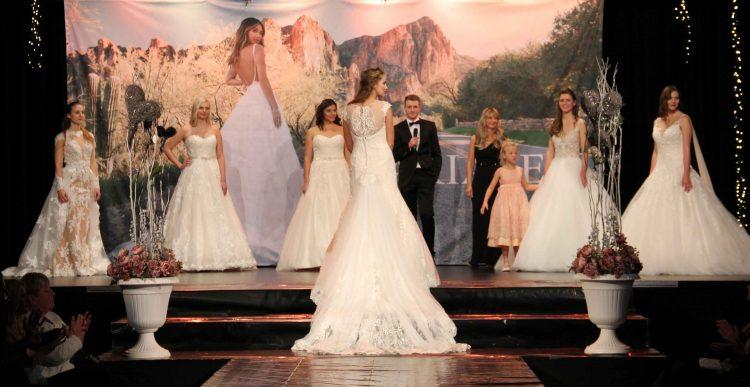 Hochzeitsmodenschau   Modelagentur Fisher´s House